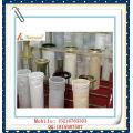 Filtro de filtro a prueba de agua y aceite Filtro de aire no tejido