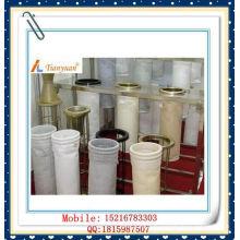 Легко очищаемый полиэфирный тканевый фильтровальный мешок