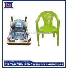 Baisse automatique de moule de chaise de rotin d'injection de moule en plastique de chaise de bureau