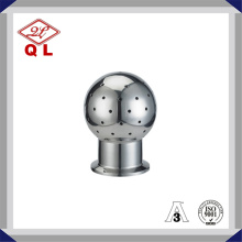 Sanitaire RVS Rotary Clamped Cleaning Ball