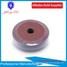 Aluminum Oxide Fiber disc for wood/metal/stainless steel