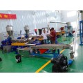 120~280kg/h export to Philippines water-ring hot-face twin-screw pelletizing line