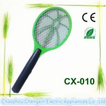 O melhor Swatter recarregável de venda do mosquito da tomada elétrica do diodo emissor de luz de Chaozhou