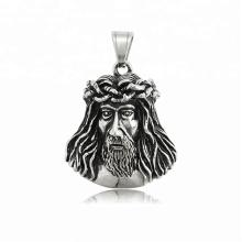 34215 xuping Religion série design mode acier inoxydable bijoux pendentif de Jésus
