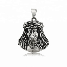 34215 xuping Religion series design fashion Stainless Steel jewelry Jesus pendant