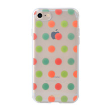 Cute Imd Protective Iphone6 ​​Case com pontos redondos