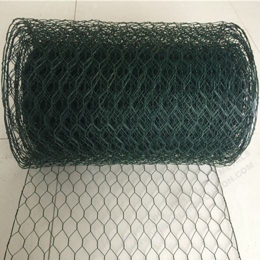 PET Coated Lobster Hexagonal Wire Netting