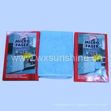 Toalla de limpieza de microfibra (ST006)