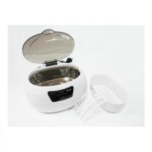 Limpiador ultrasónico del hogar de la venta caliente para la joyería, vidrios, relojes, Detal