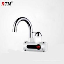 J 17 4 14 Wasserhahn Waschbecken Wandhalterung Armaturen heiß elektrische Heizung Wasserhahn