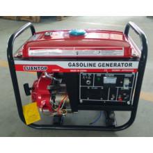 Gerador portátil da gasolina da energia eléctrica 1.5kw-7kw (ajuste) para a venda