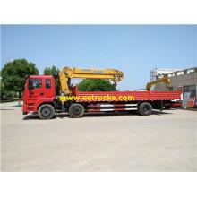 Camión DFAC 6x2 12ton con grúas