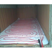 Heizkissen für Flexitank in 20 Fuß-container