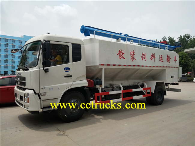 Dry Bulk Powder Trucks