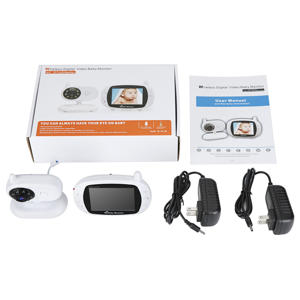 Infant Monitoring System