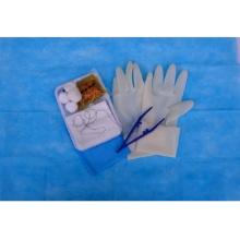 Saco de curativo de sutura descartável
