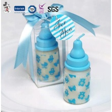 New Style Manufacture Personalized Eco-Friendly Raw Material Feeding-Bottle Candles