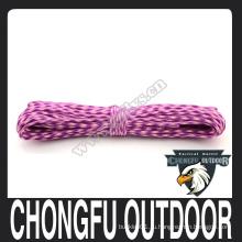 Полноцветный популярный паракорд 550 для кемпинга