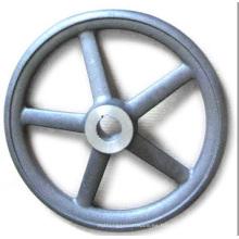 Aleación de aluminio Die Casting Wheel Bar