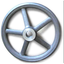 Aluminum Alloy Die Casting Wheel Bar