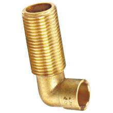 Латунный коленчатый и локтевой фитинги (a. 0245)