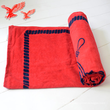 Factory Directly Customized Stripe Tassel Cotton Beach Towels Made In China  Factory Directly Customized Stripe Tassel Cotton Beach Towels Made In China