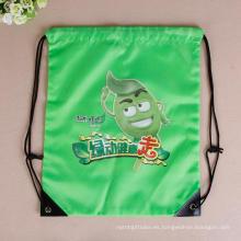Nuevo fabricante con experiencia Custom Cotton Drawstring Bag Venta de fábrica directa