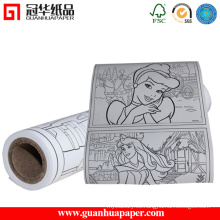 Venta de la fábrica Immedately papel de dibujo