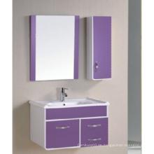 Heißer Verkauf PVC-Badezimmer-Eitelkeit mit Wanne