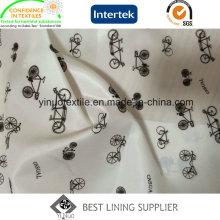 Красивый узор Подкладка для одежд женщин