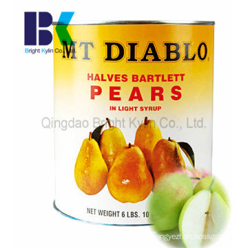 The Absolute Value of Canned Pears