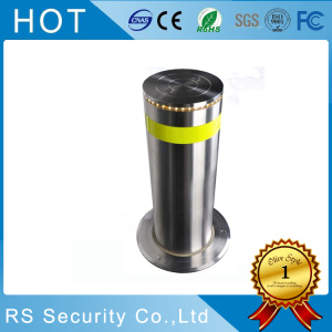 Electric Automatic Retractable Hydraulic Security Bollards