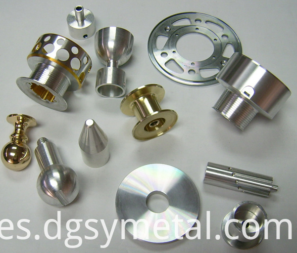 high precision cnc machining