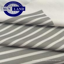 Pantalones deportivos ropa impresa 88 poliéster 12 Spandex Topcool tejido de secado rápido