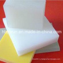Высокая Механическая прочность пластиковый лист PE с 2-60мм Толщина