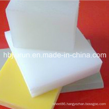 High Mechanical Strength PE Plastic Sheet with 2-60mm Thickness