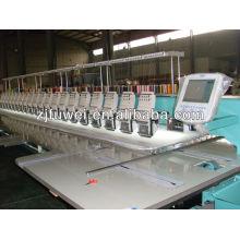 920 máquina de bordado plana de alta velocidad computarizada