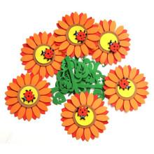 EVA sunflower kindergarten classroom wall stickers &room decoration
