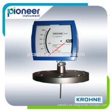 Krohne BW 25 Indicador de nivel de líquido