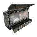 Алюминиевый ящик для инструментов для грузовиков с ящиками Алюминиевый ящик для инструментов для грузовиков с ящиками