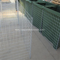Hesco Boston Barrier