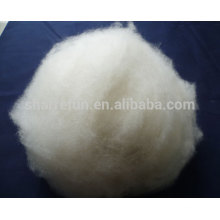 Factory wholesale Carded and Combed Cashmere Fibre White 15.5mic/36-38mm