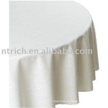 Mantel, cubierta de tabla del poliester 100%