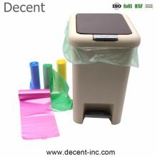 Customized Cheap HDPE Plastic Trash Garbage Bags Rubbish Bin Bags Manufacturing Roll Refuse Bag