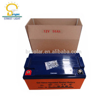 Batterie sans entretien, gel de batterie solaire de 90Ah, avec du CE, ROHS