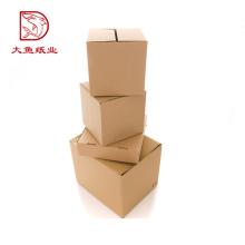 Precio bajo de la caja de papel duro corrugado personalizado de los fabricantes