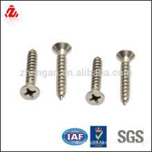 stainless steel CSK bolt