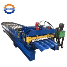 Fully+Automatic+Glazed+Steel+Cold+Rolling+Forming+Machine