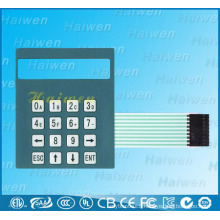 16 keys carbon keypad switch