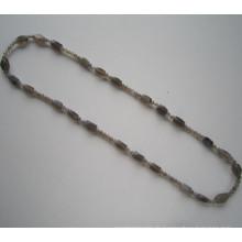 New Style collier de pierre gemme, gros collier